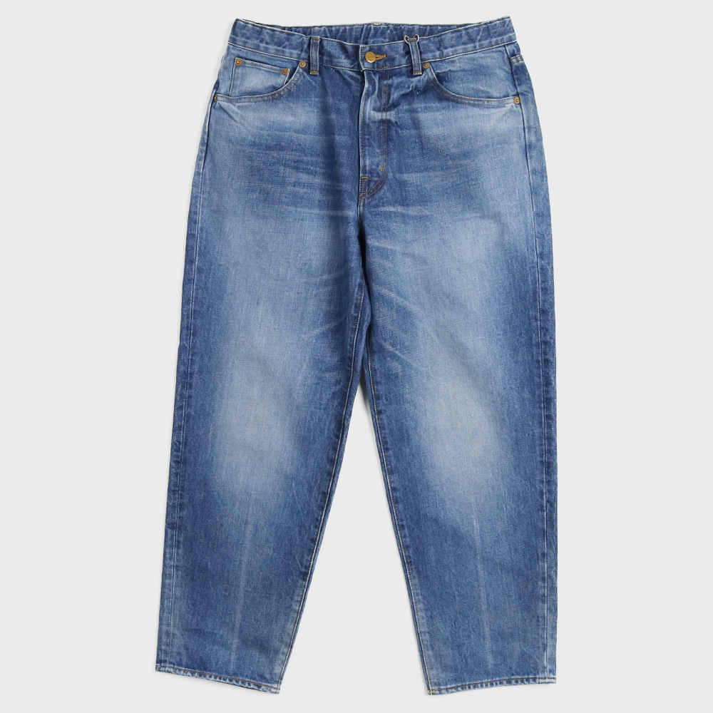 Big Denim (Used Blue)