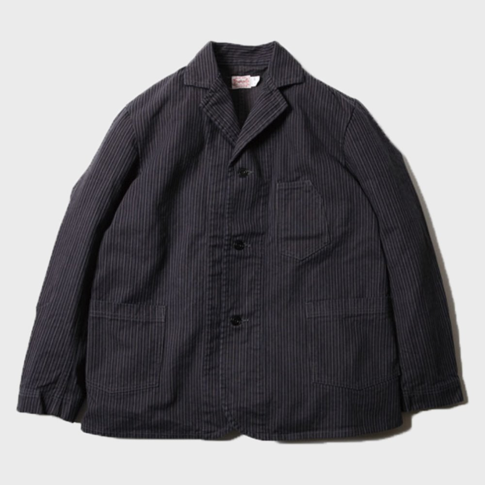 Continental Coverall (Charcoal)