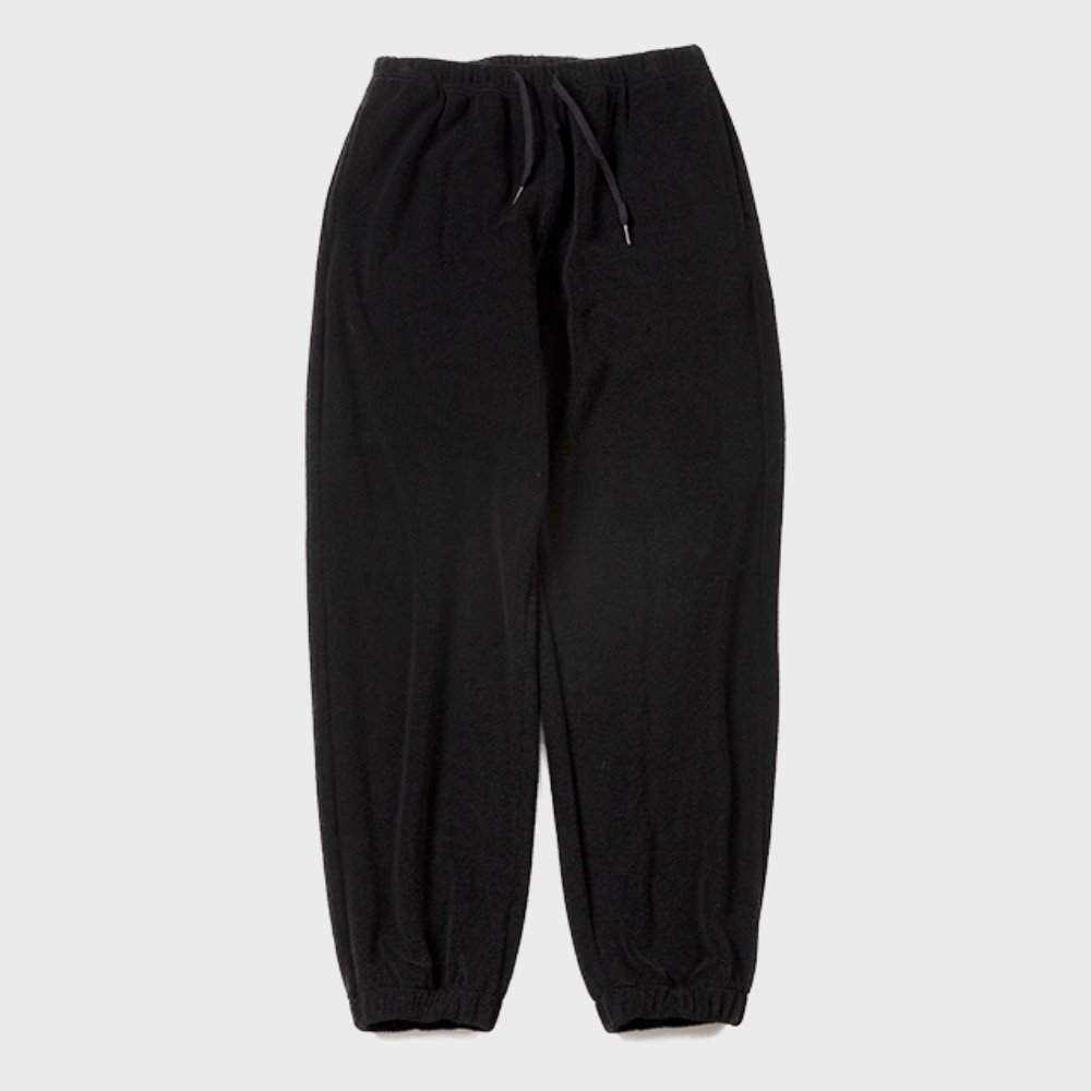 Terry Sweat Pants (Black)