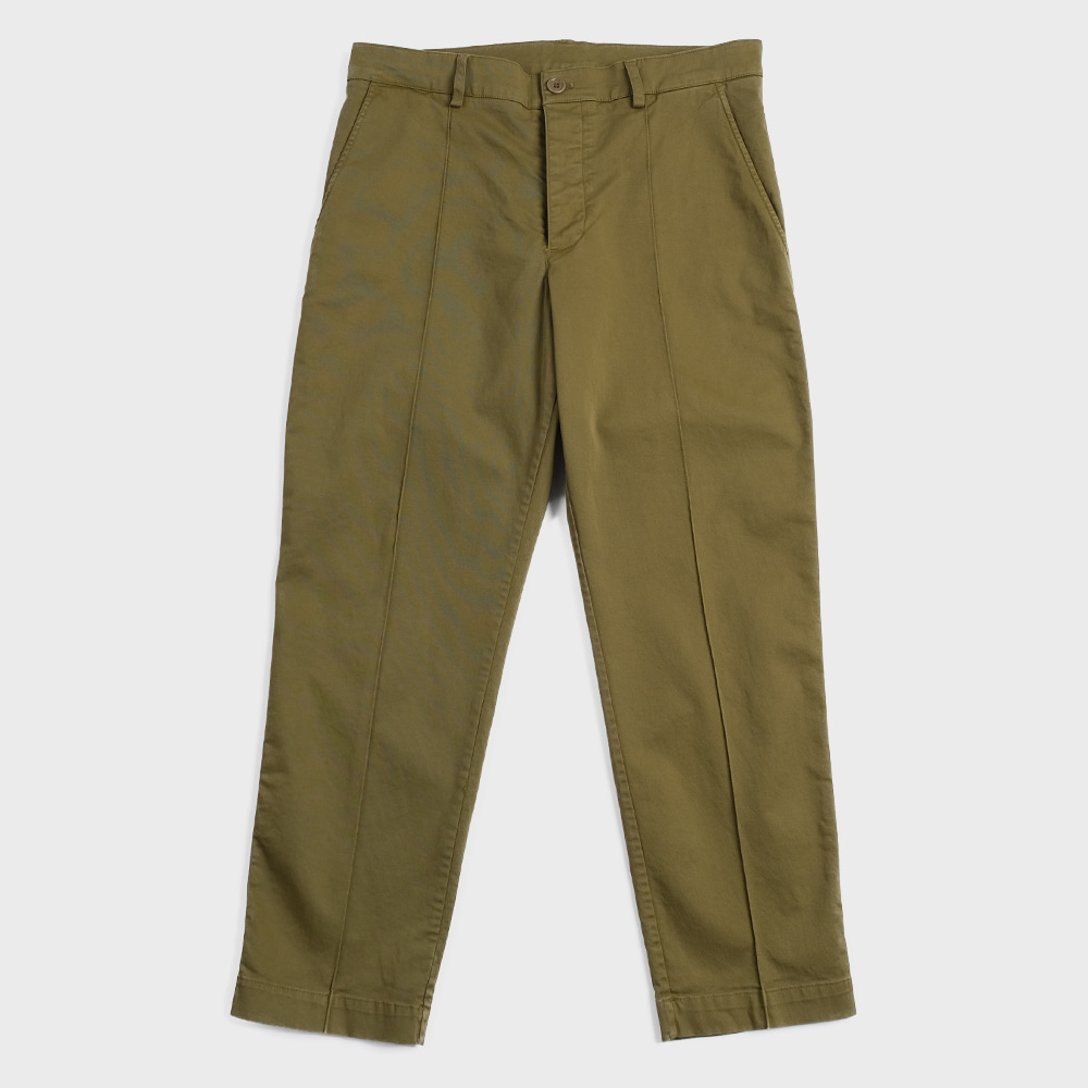 Hand Me Down Trouser (Olive)