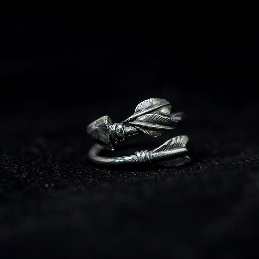 Arrow Ring (Silver 925)