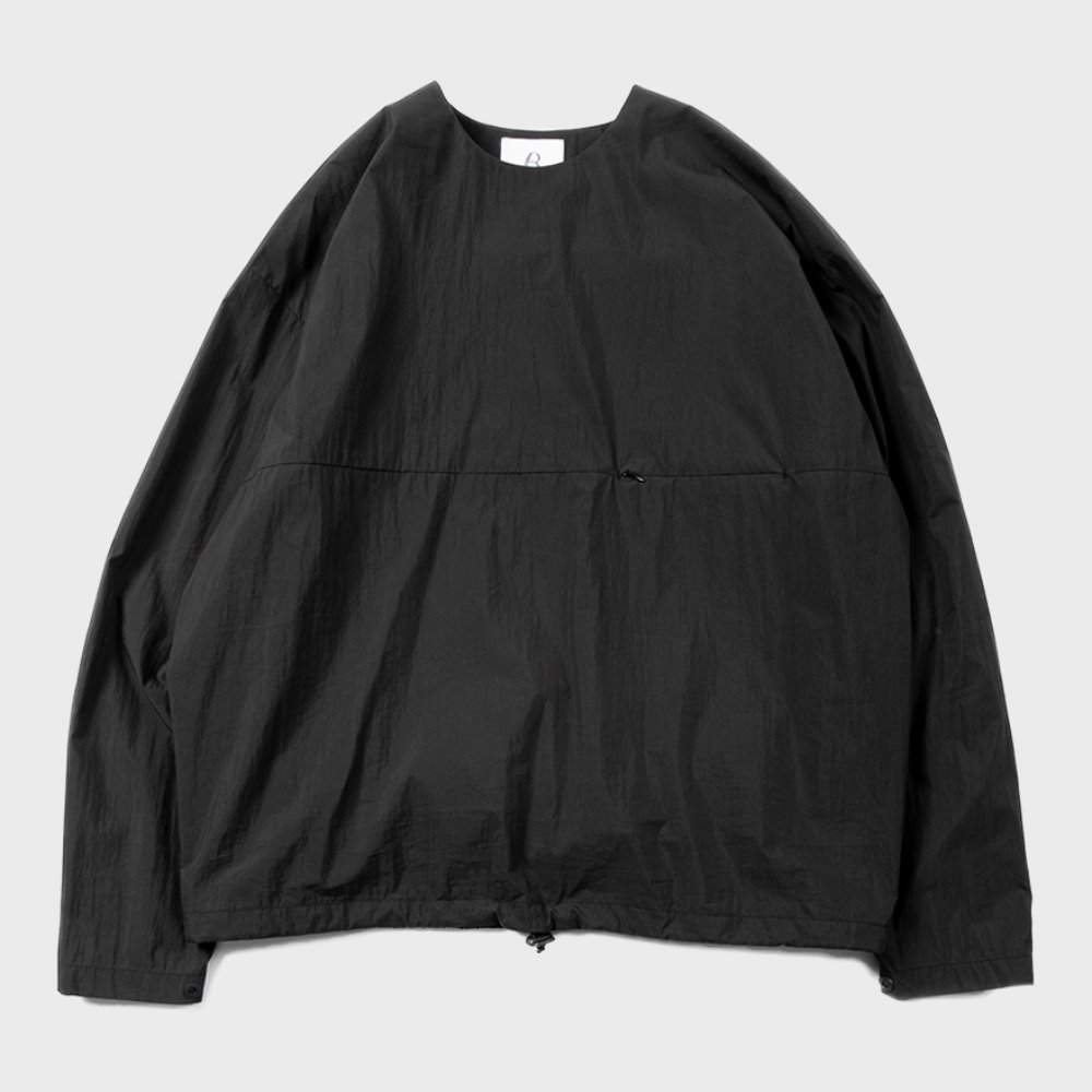 Light Pullover (Black)