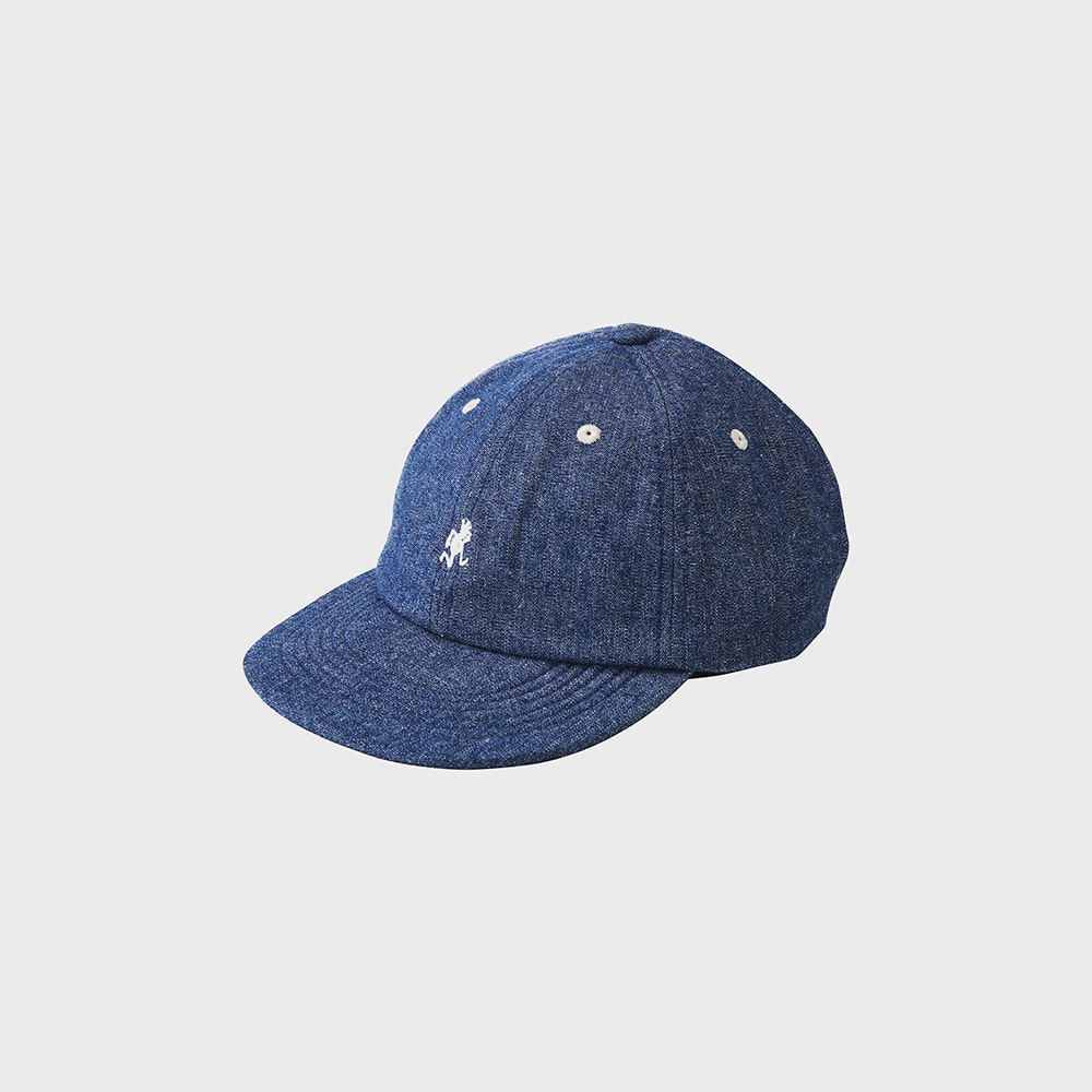 Light Denim Umpire Cap (Mideum Used)