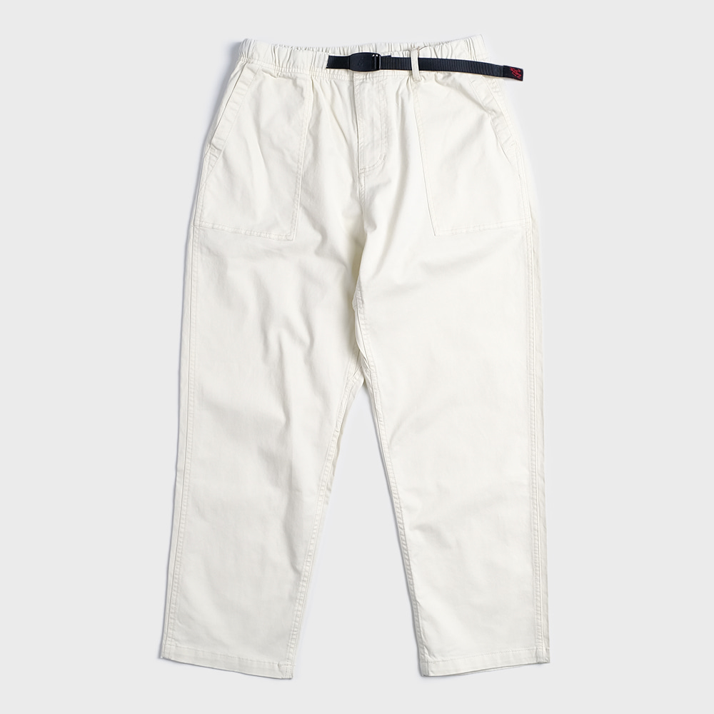 Loose Tapered Pants (Natural)