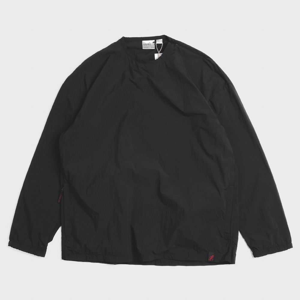 Packable Camp Long Sleeve (Black)