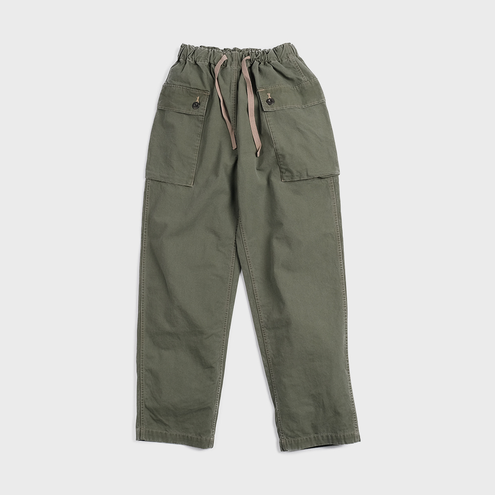 20S-PMEP1 M-44 Military Easy Pants (Olive)