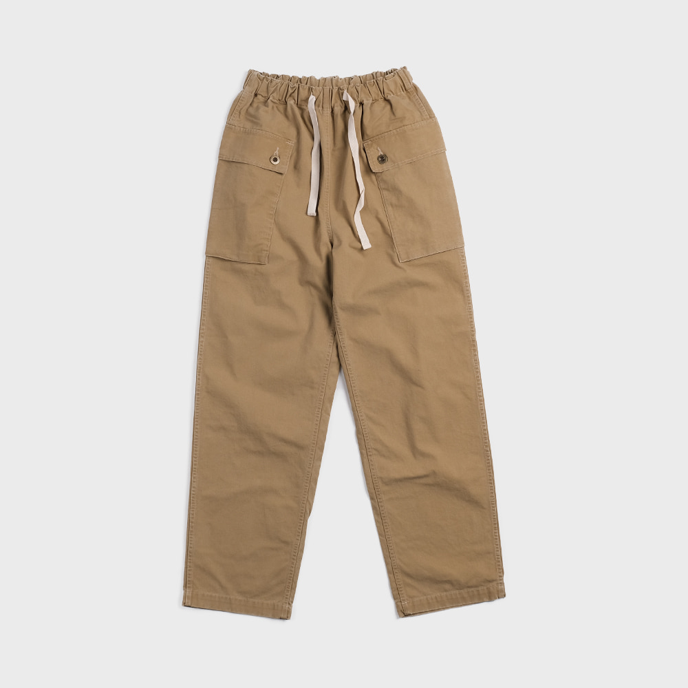 20S-PMEP1 M-44 Military Easy Pants (Beige)