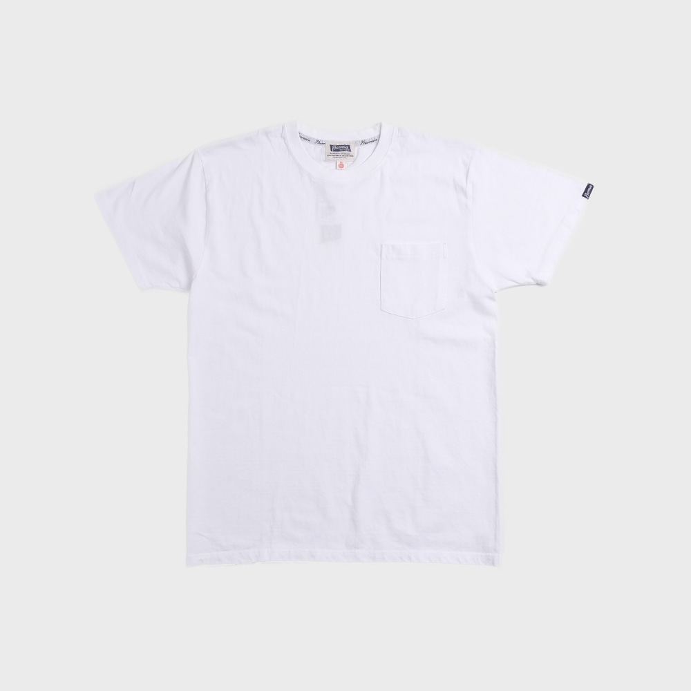 20S-PPT Pherrow's Pocket T (White)