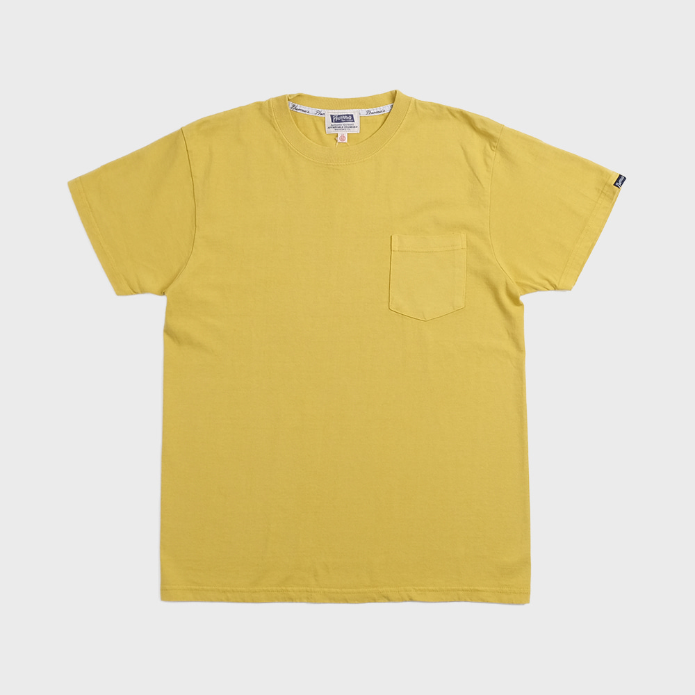 20S-PPT Pherrow's Pocket T (Mustard)
