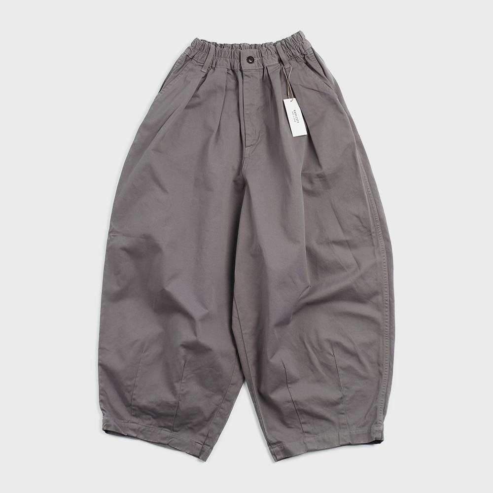 Chino Circus Pants (Gray)