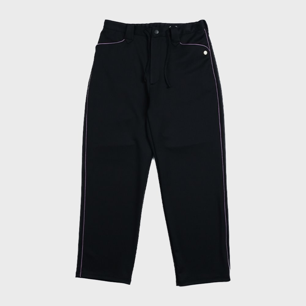 New Generation Western Track Pants (Black)