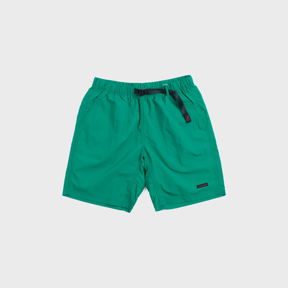 Shell Packable Shorts (Kelly)