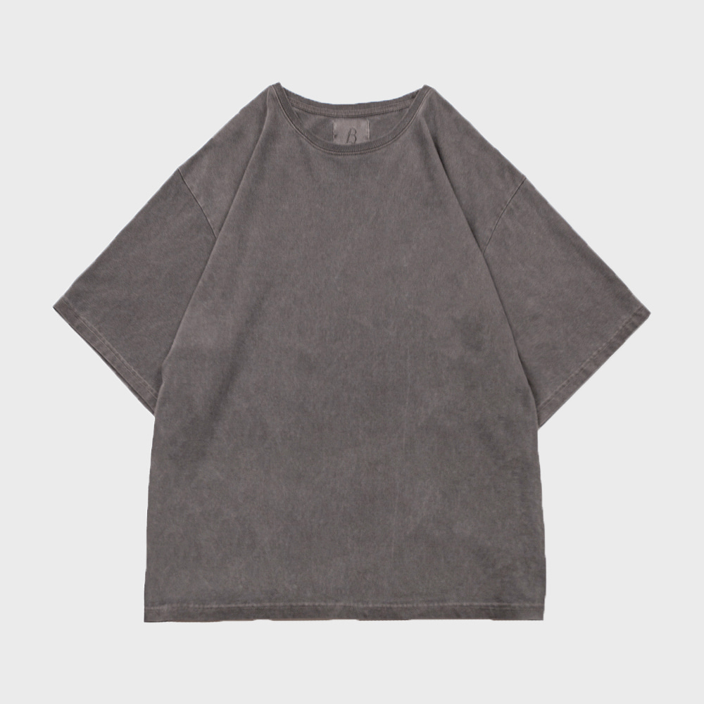 Pigment T Shirts (Dark Grey)