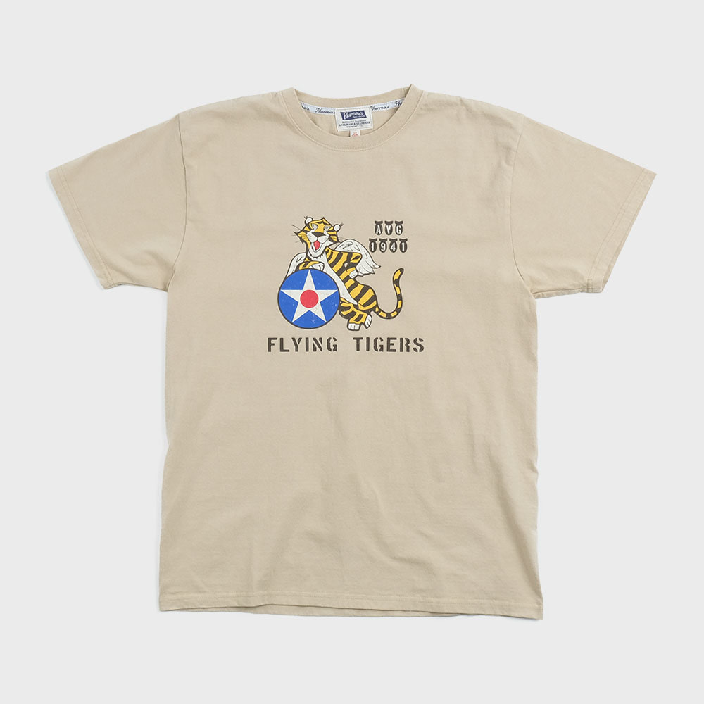 20S-PT12 Flying Tiger (Beige)