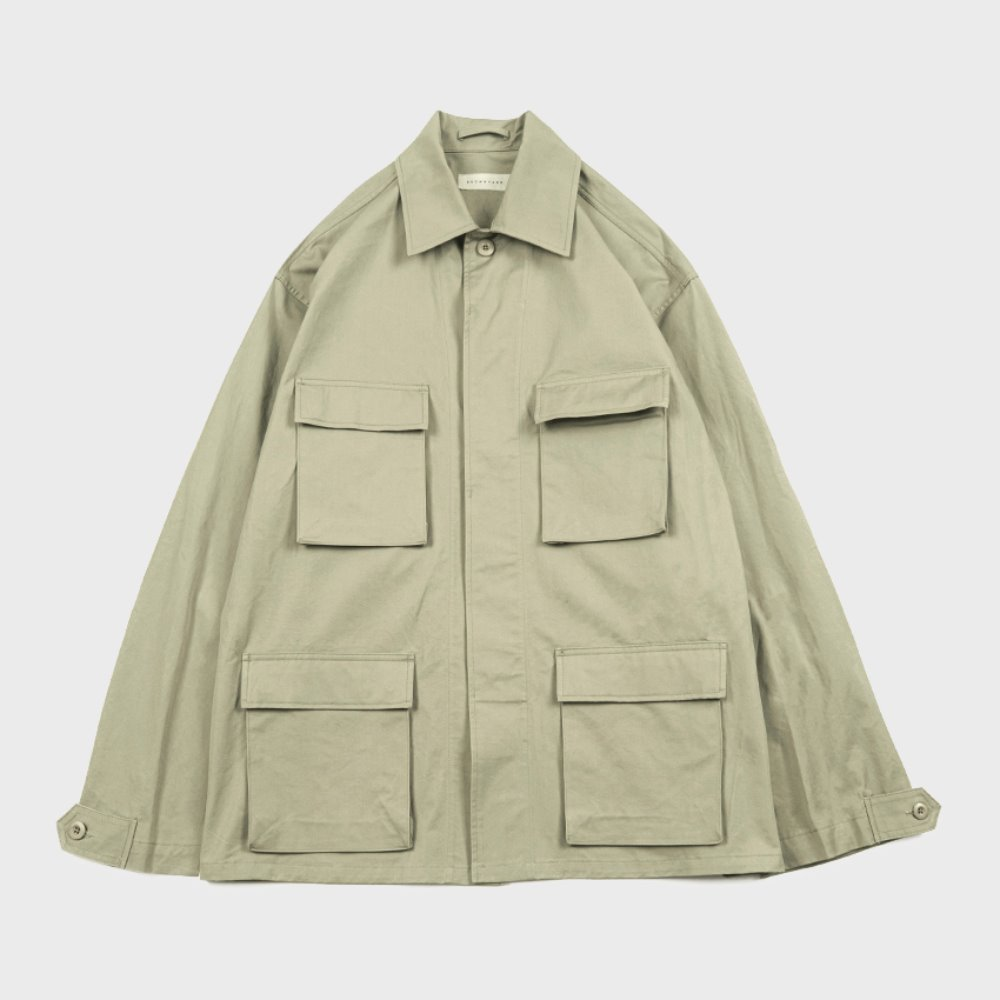 BDU Jacket (Light Olive)