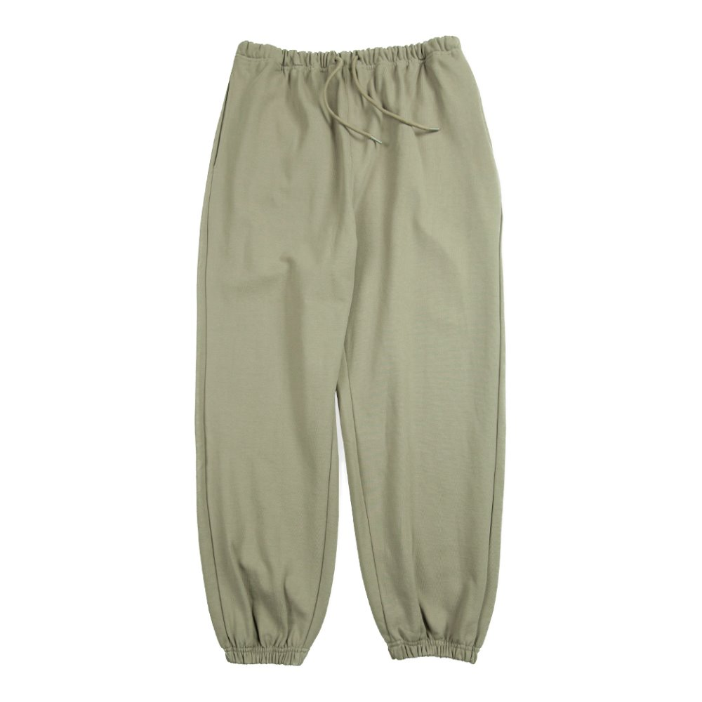 Hard Twist Sweat Pants (Light Olive)