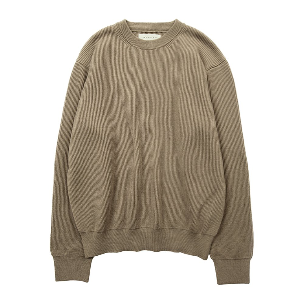 Essential Sweater - Dark Beige