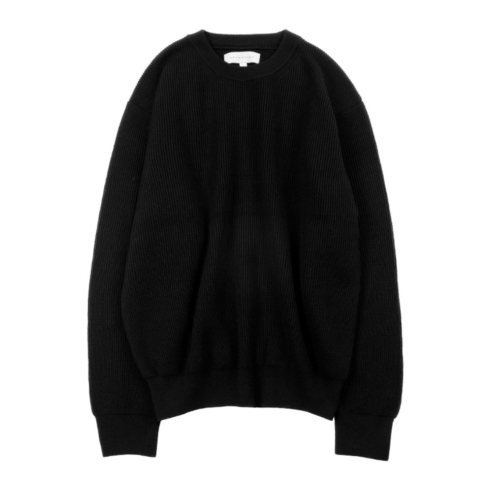 Essential Sweater - Black