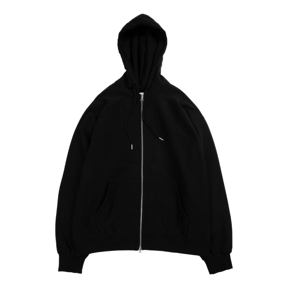 Hood Zip up (Black)