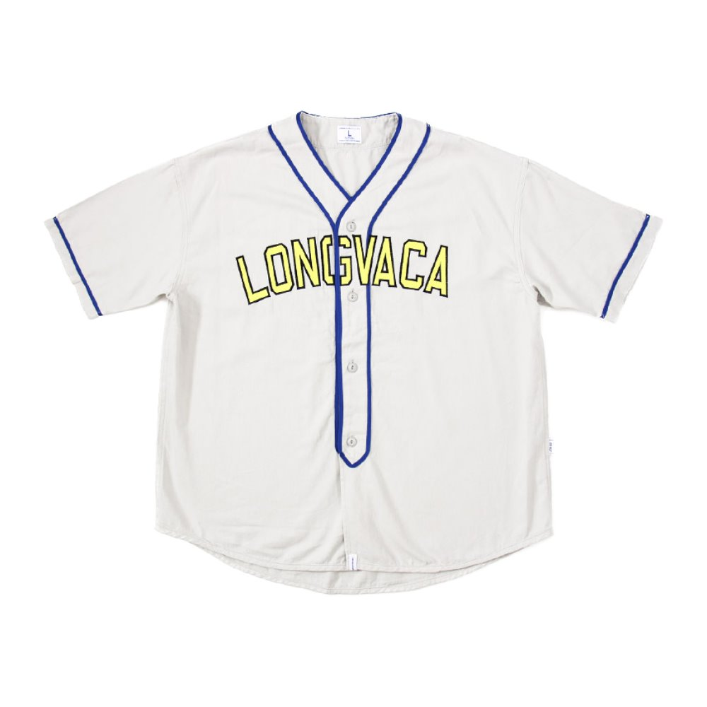 homeboy League Shirt (Gray / blue / yellow)