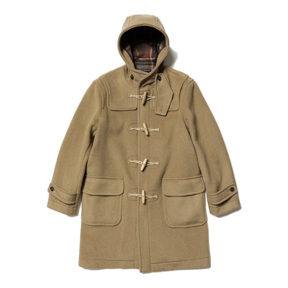 "LONDON TRADITION Mens Erica Duffle Coat ""New Camel"""
