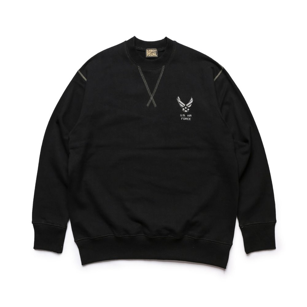 BLACK PP Sweat Shirts - Black