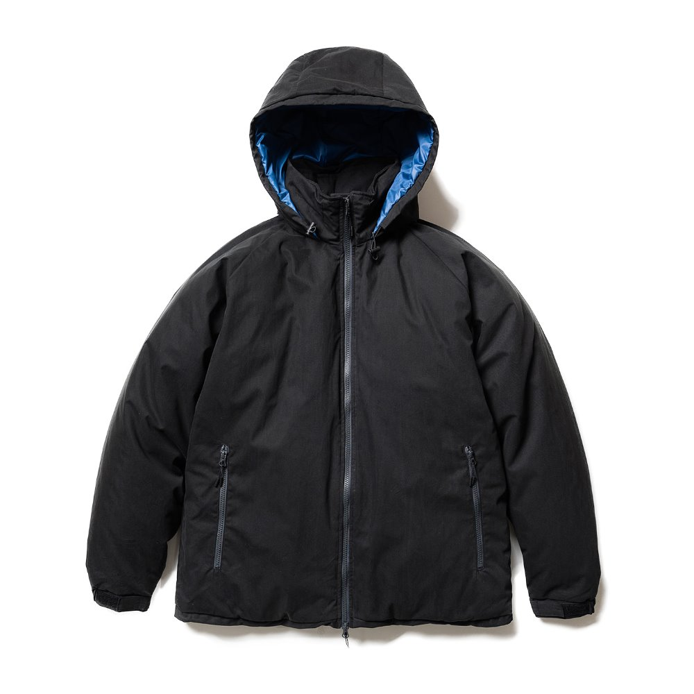 "LOCALS ONLY Level 7 Parka ""Black"""