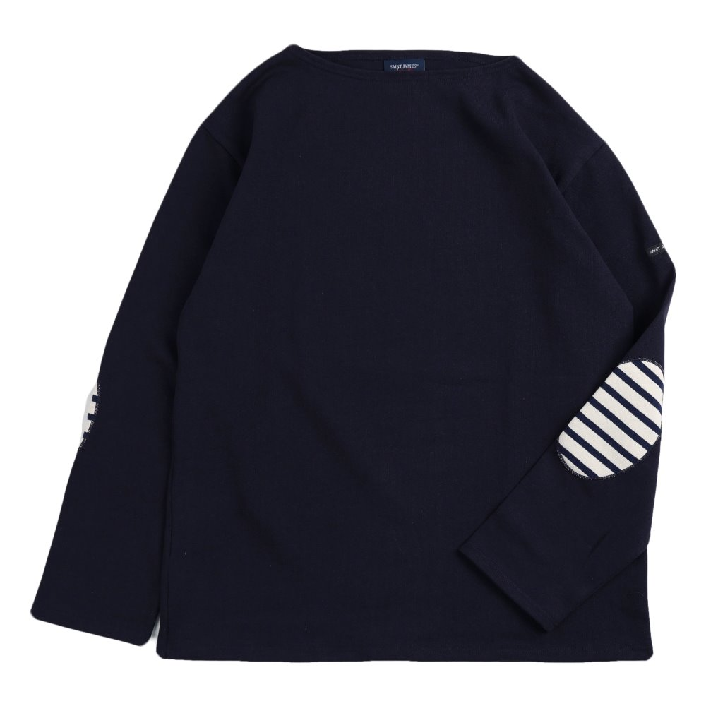 Saint James Guildo U Dot Patch  - Navy
