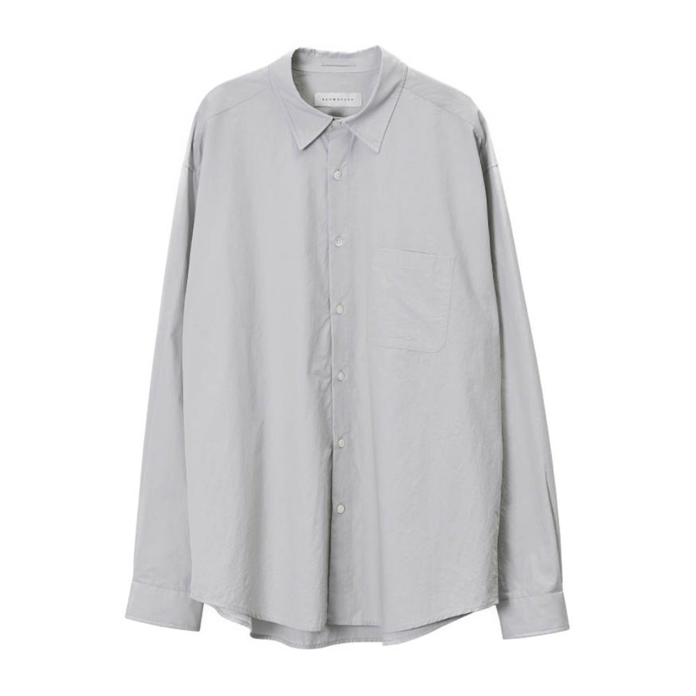Steady Shirt - Ice Gray