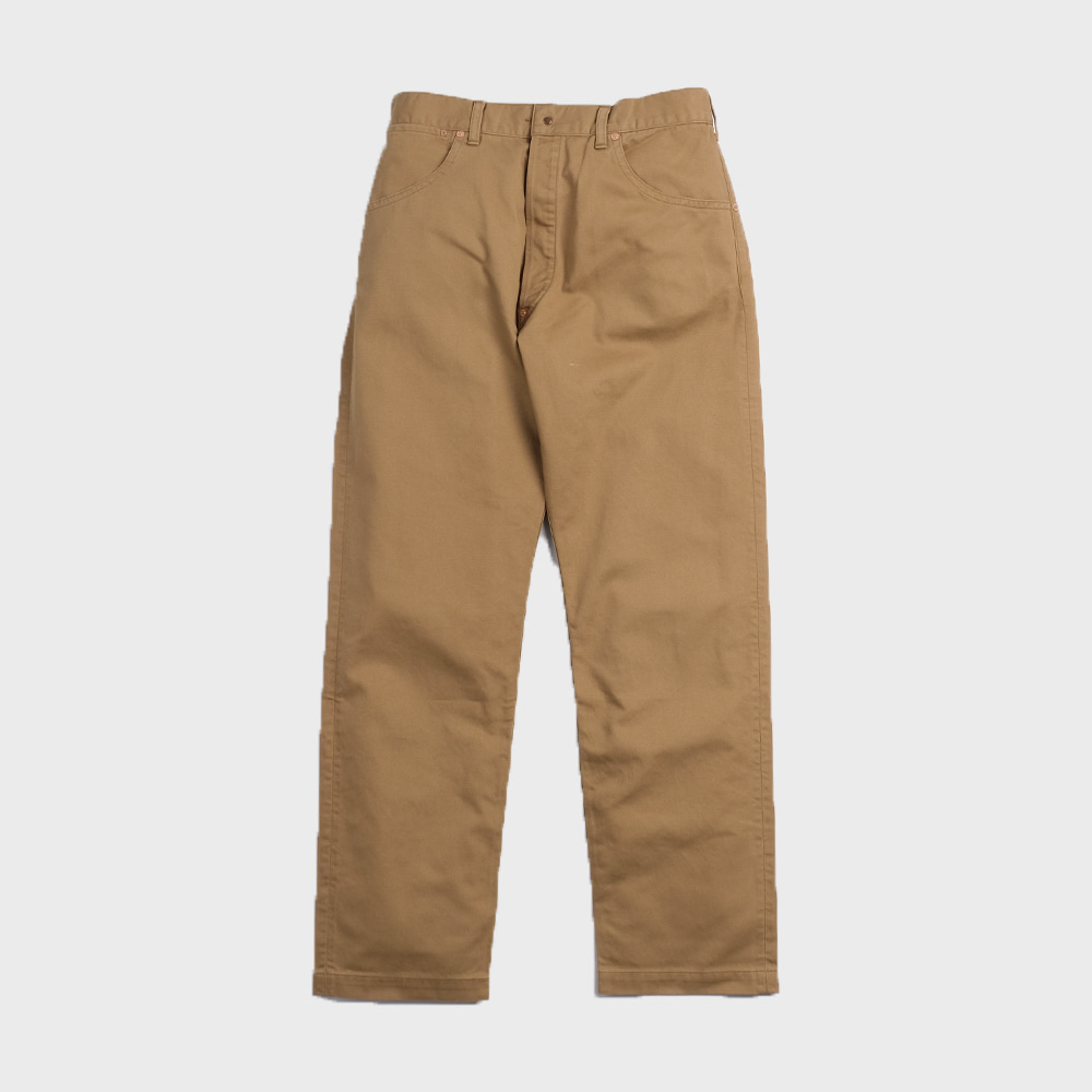20S-100WP Frontier Series Work Pants (Khaki Beige)