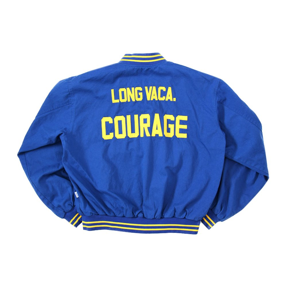 Team Courage squad jacket (BLUE)