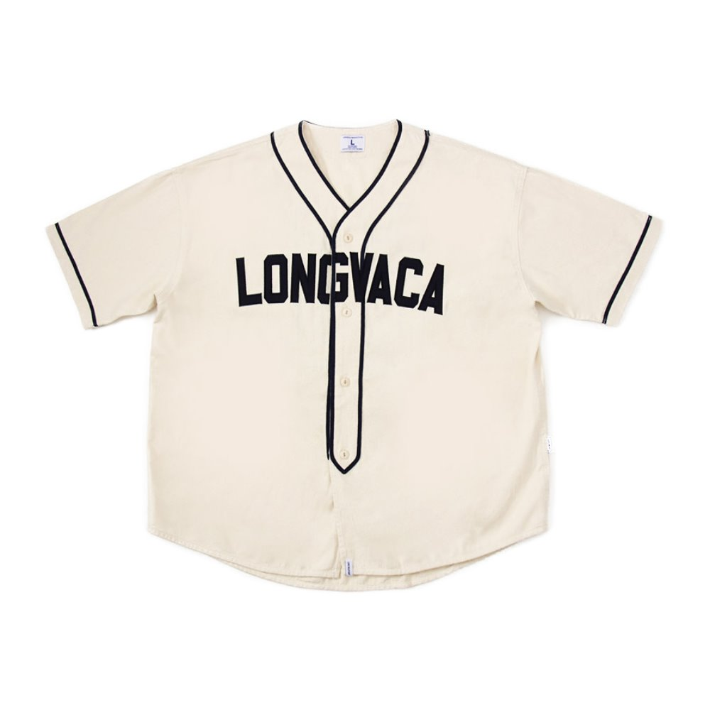 homeboy League Shirt (Natural / Navy)