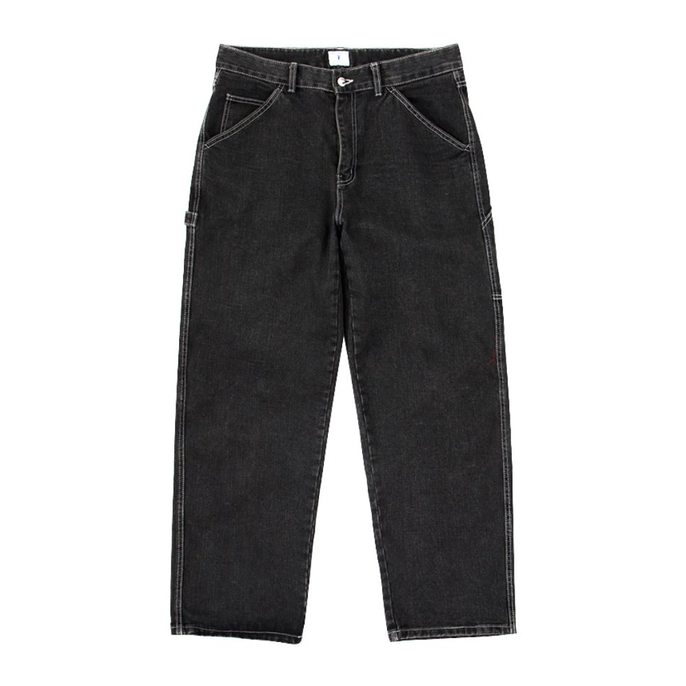 Blue tab carpenter pants
