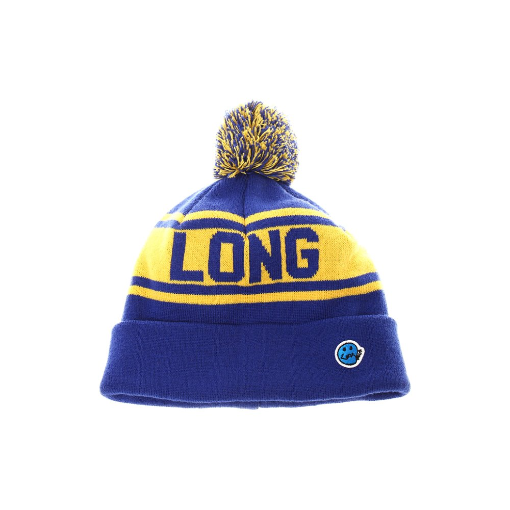 Home Alone Kevin beanie (Blue / Yellow)