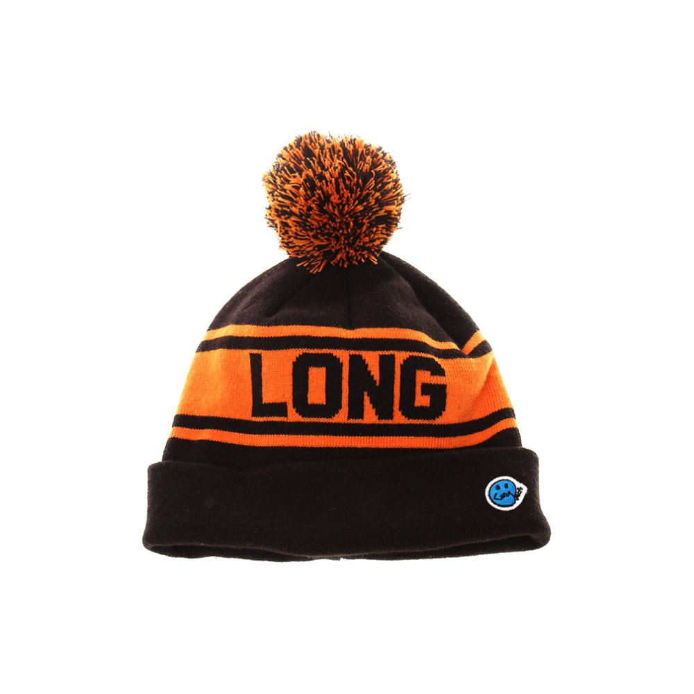 Home Alone Kevin beanie (Black/Orange)