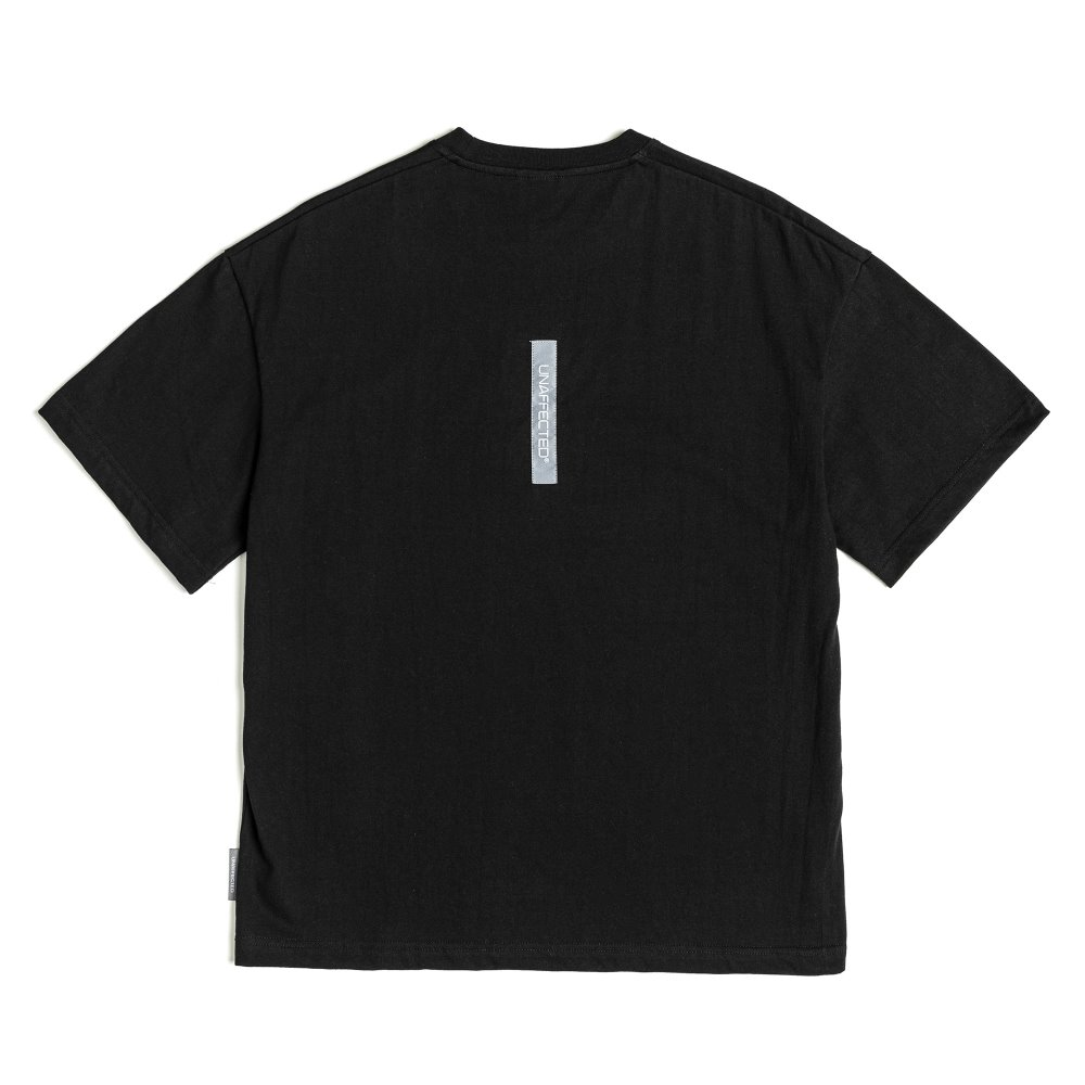 Logo Label T-Shirt - Black