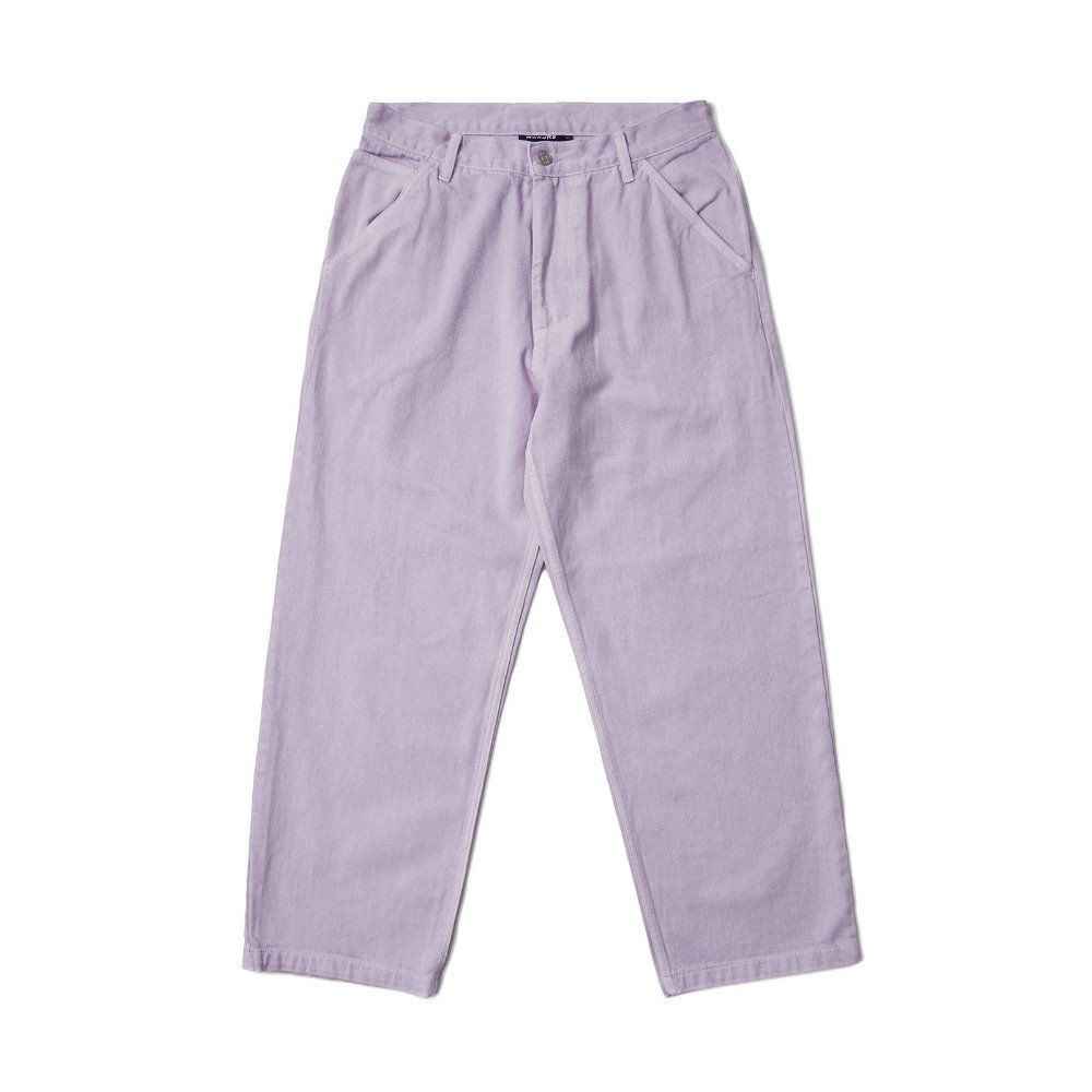 LOOSE FIT PANTS - L.Purple