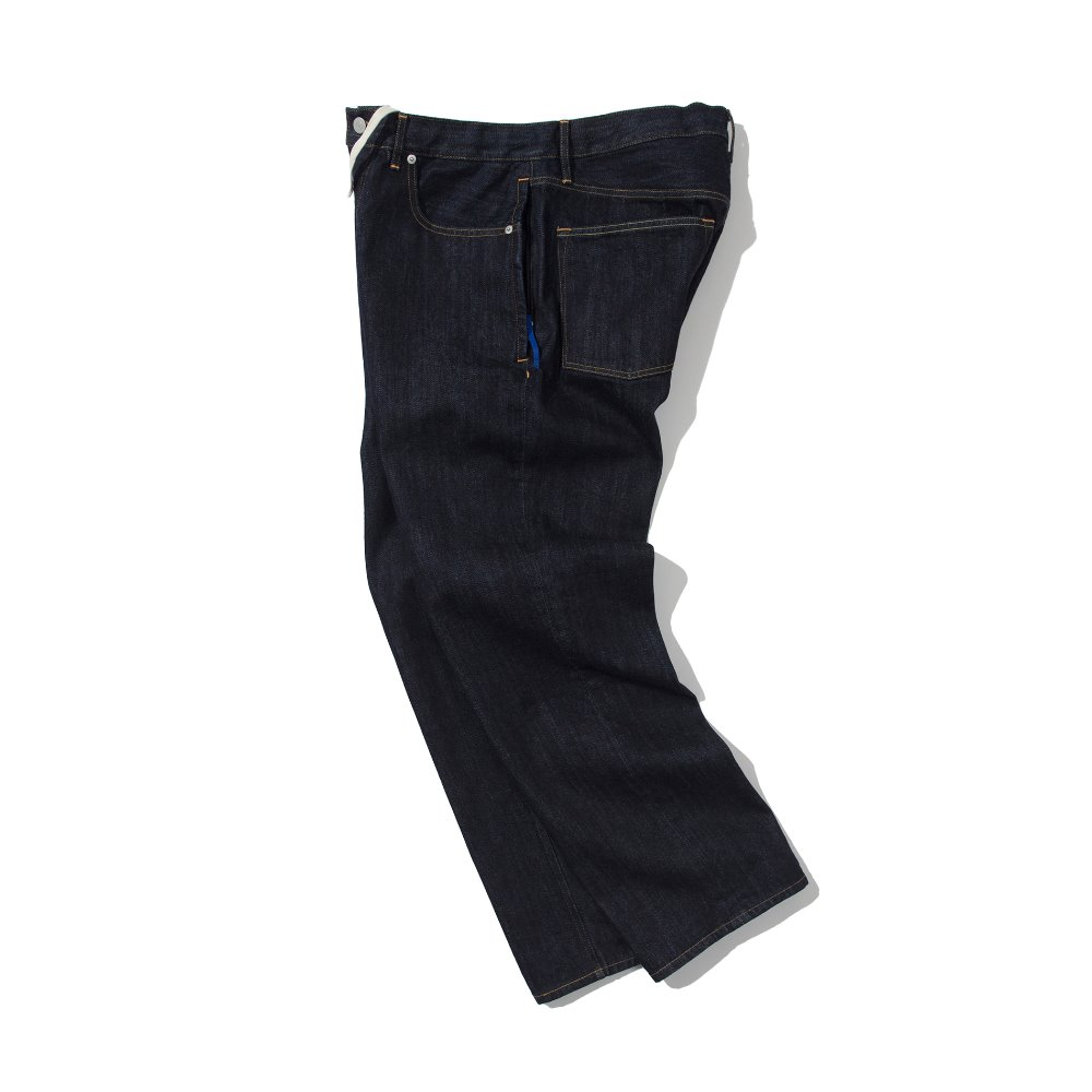 SLV 7-POCKET DENIM PANTS