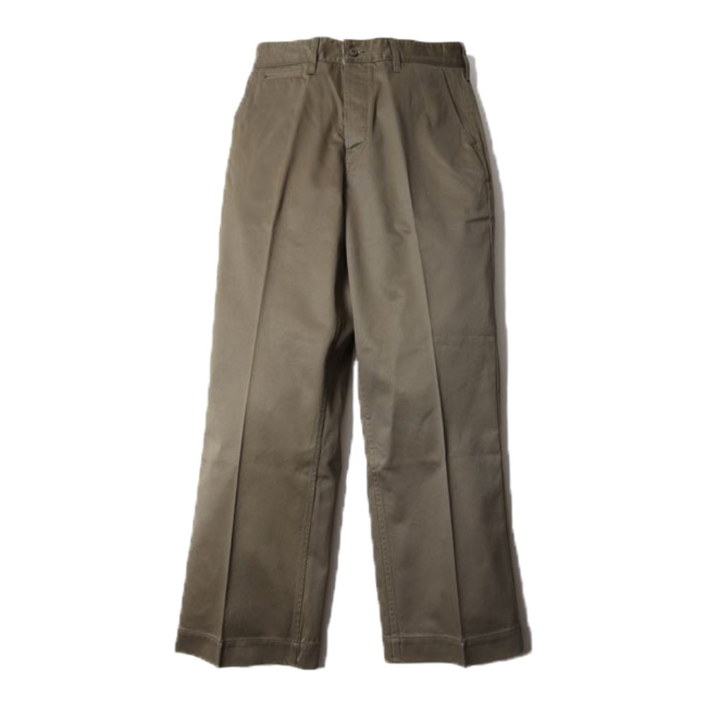 40 Civilian Trousers - Olive