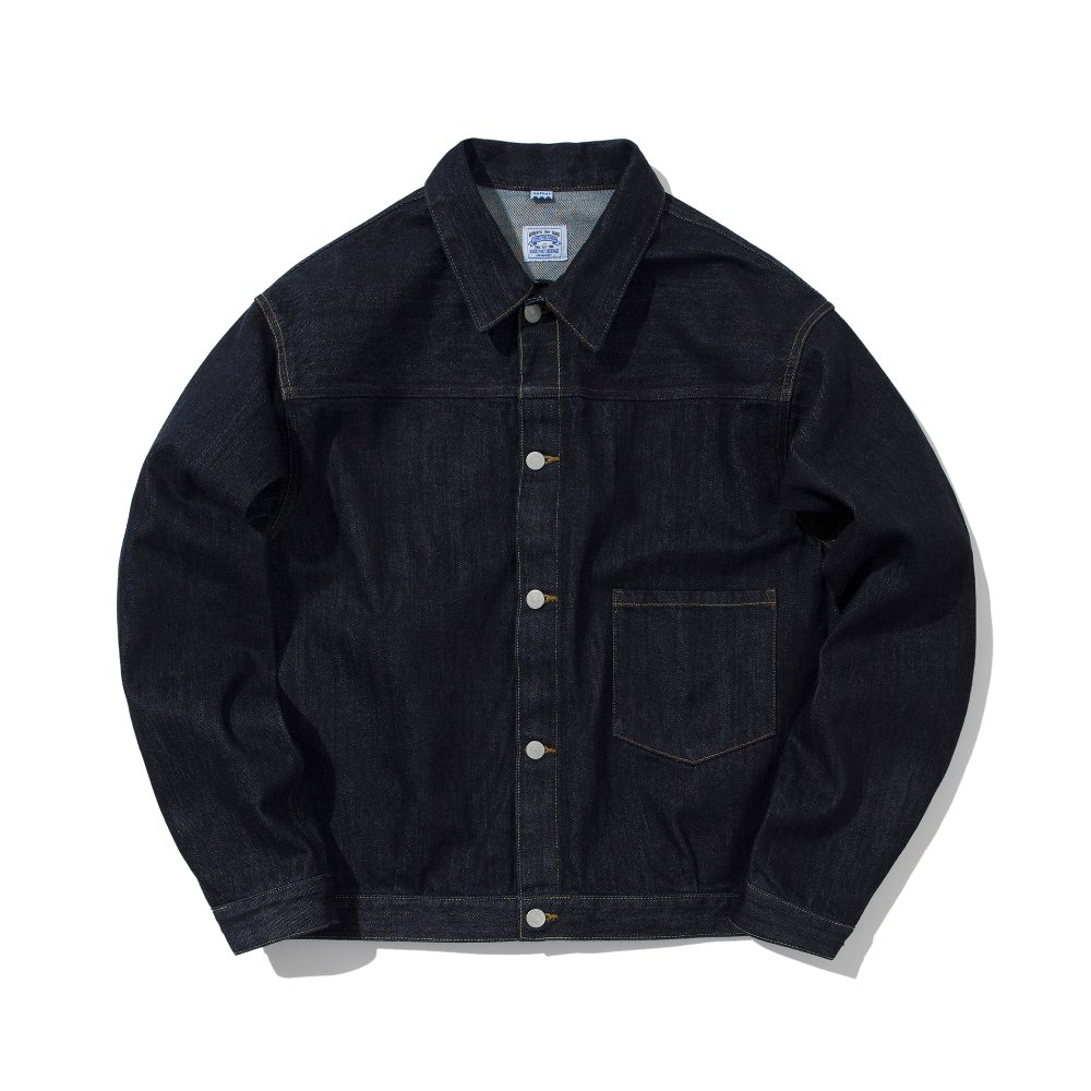 SLV 1-POCKET DENIM JACKET