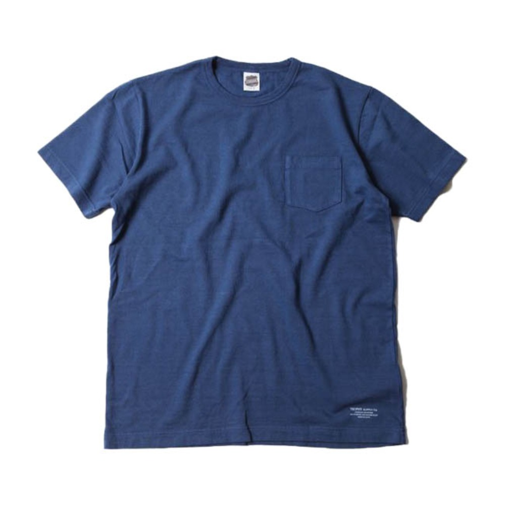 OD Pocket Tee (Indigo)