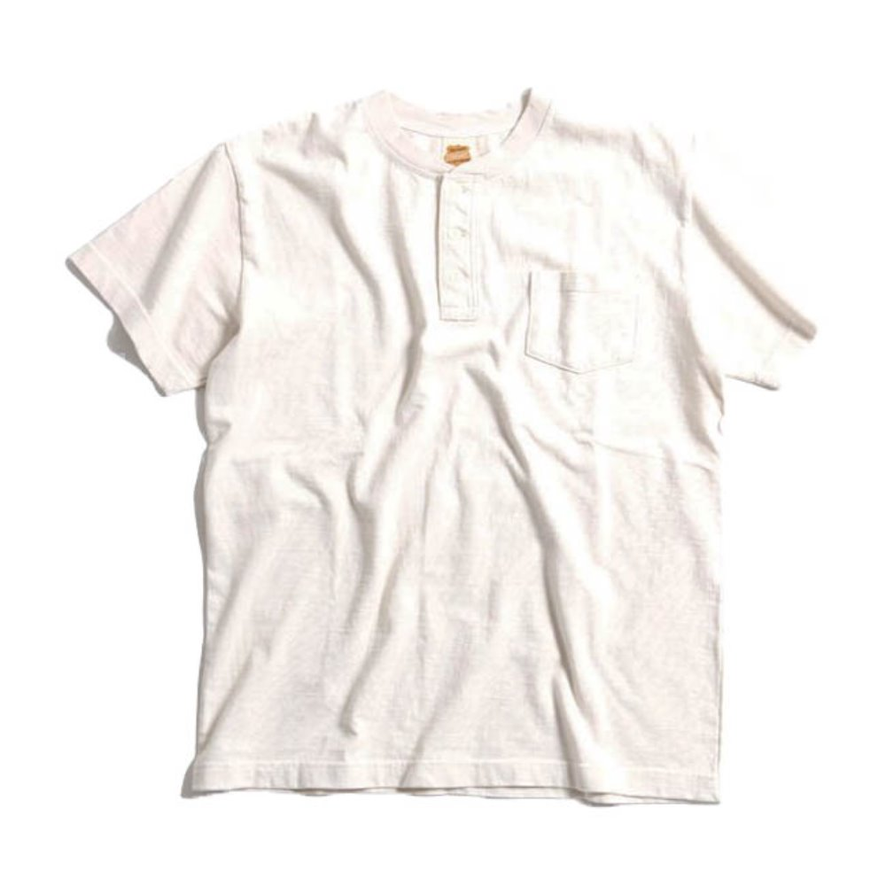 OD Henley Tee (Natural)