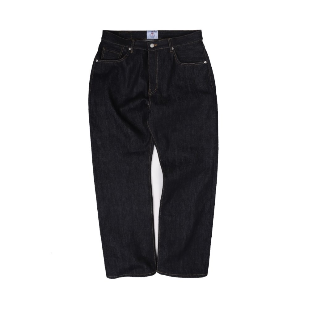 SNDPPR Selvage Denim Pants - One Washed