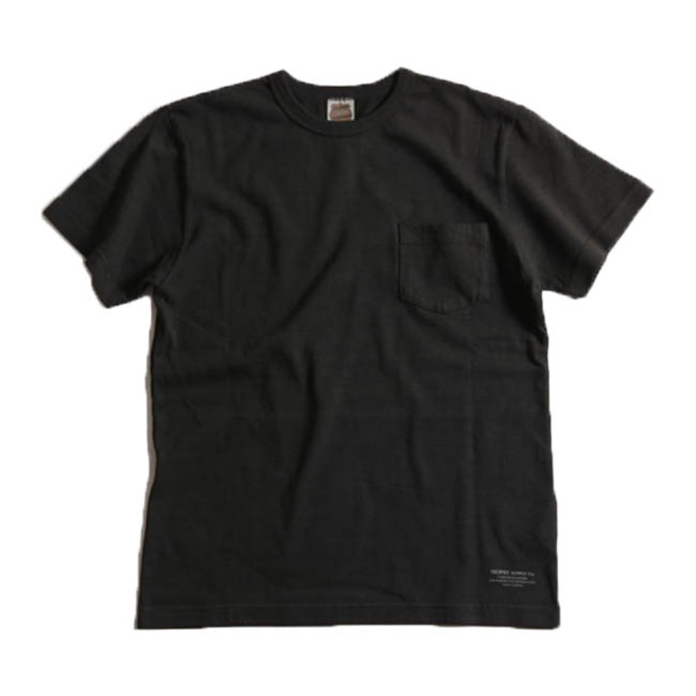 OD Pocket Tee (Gun Black)