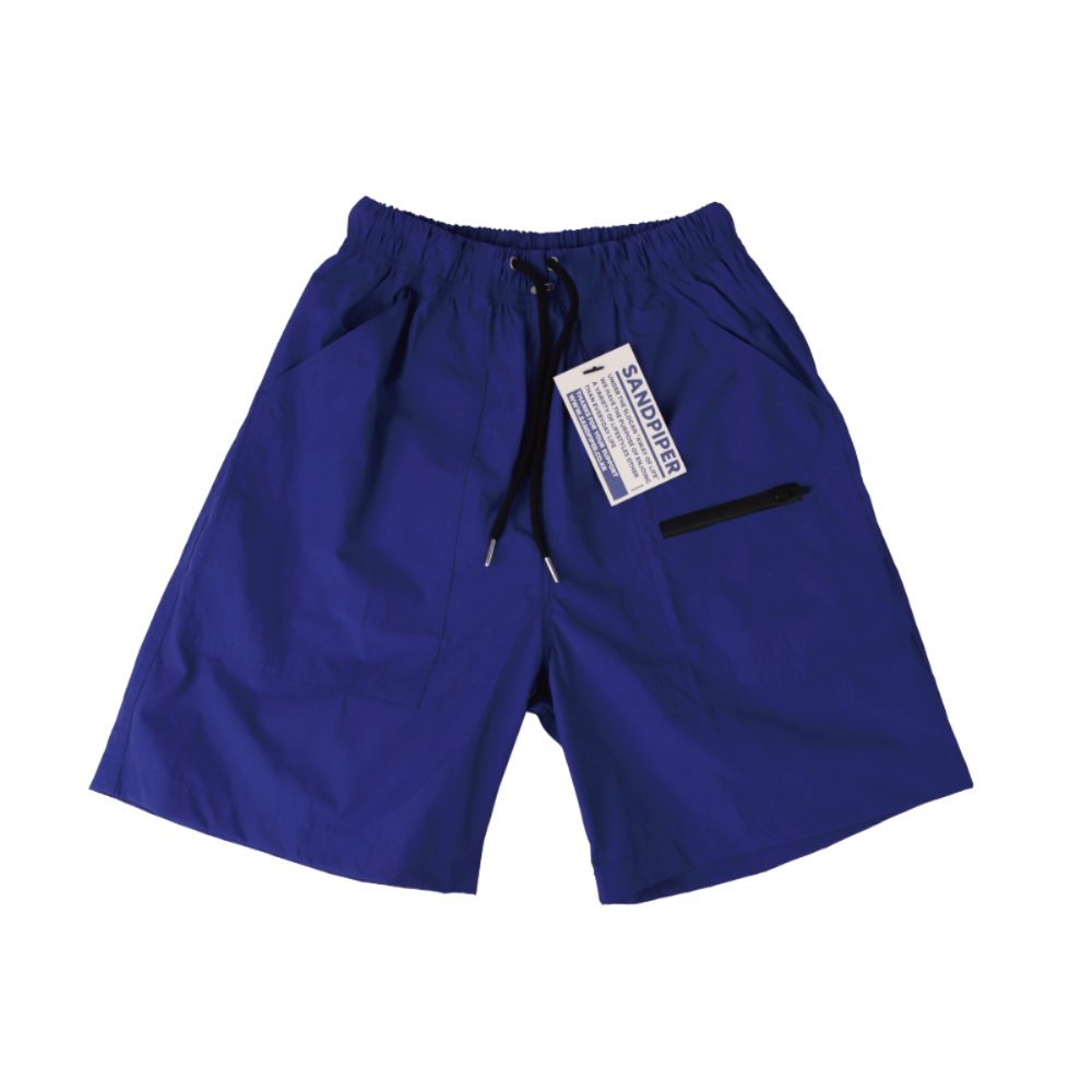 SNDPPR Nylon Easy Shorts - P.Blue